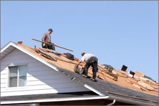Shingle Repair in Maryland