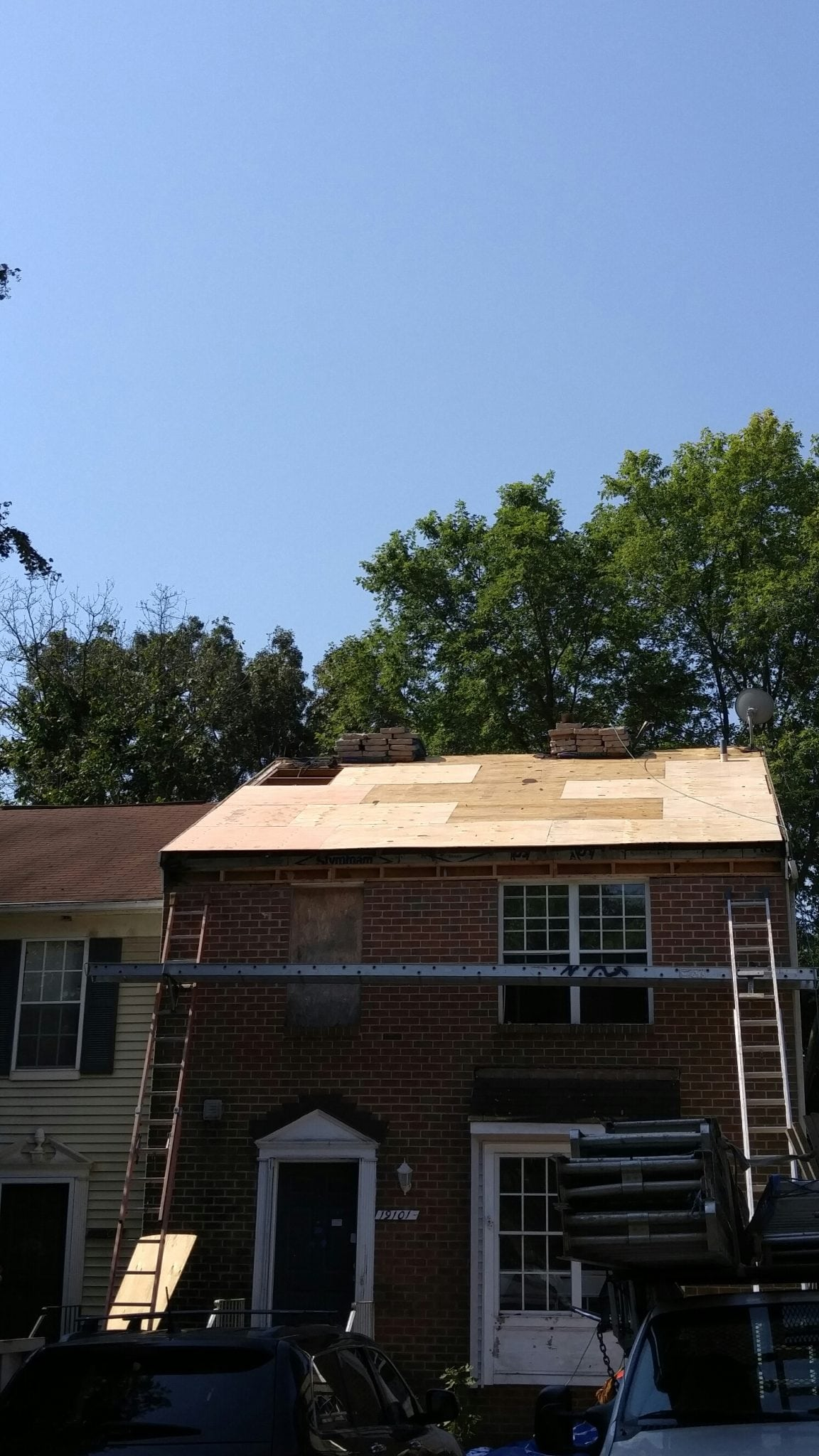 Roof Repair Frederick, MD