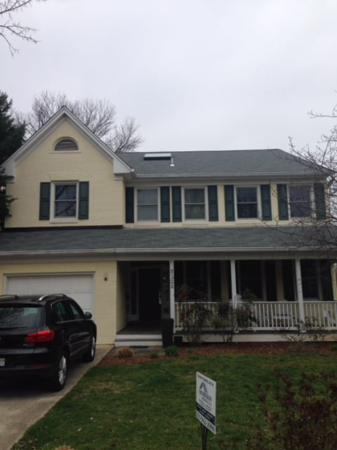 New Roof Rockville MD
