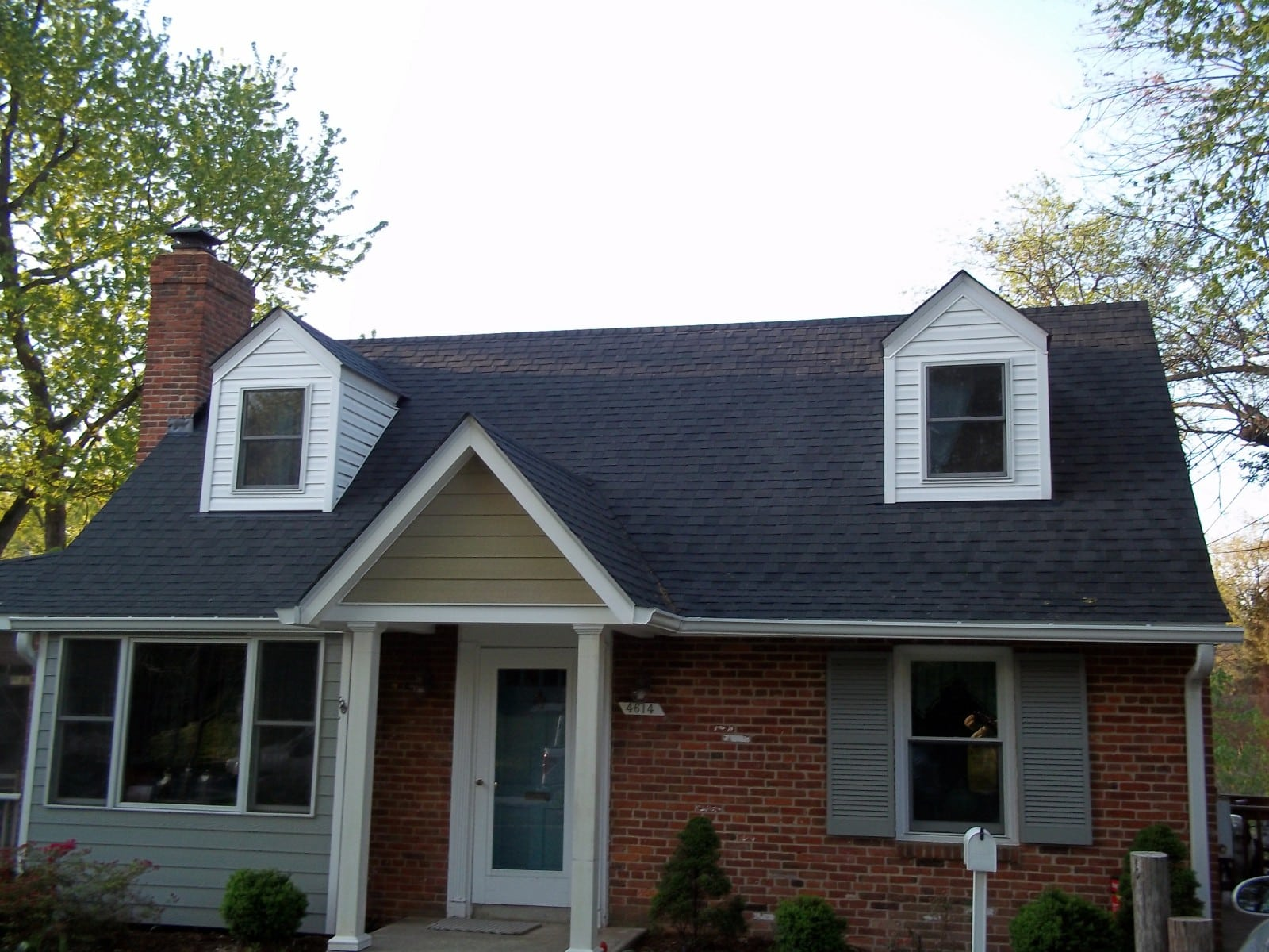 Finished Roof Replacement In Bethesda MD